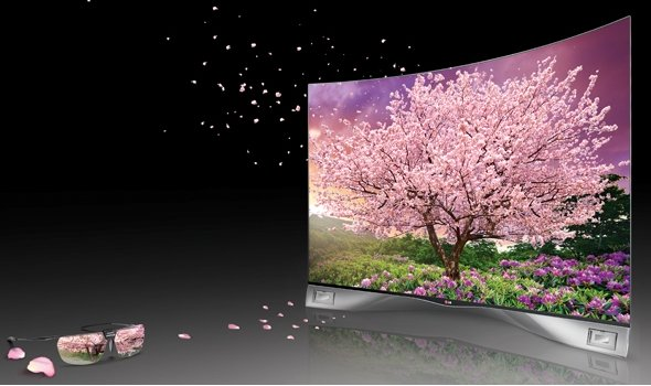 Is curved TV screen a failure or a revolution?