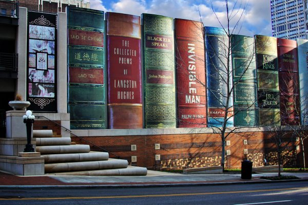 Amazing buildings in the world: Kansas City Public Library